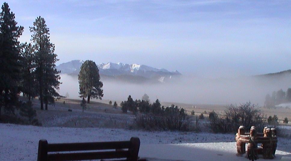 Morning Fog w mudmen