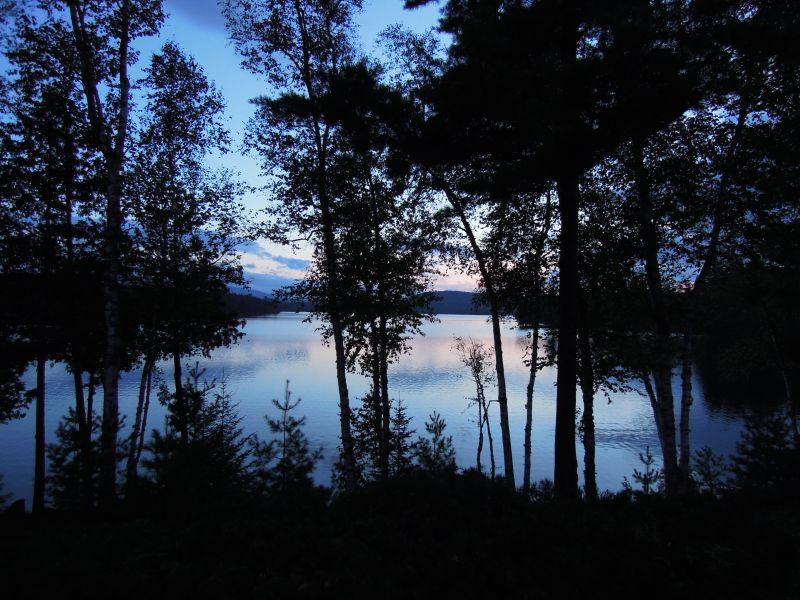 Deep Dusk @ MinnowBrook , Adirondacks