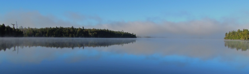 Morning Mist @ Minnowbrook