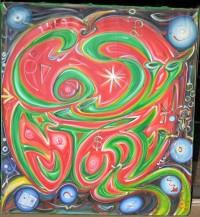 Oil by Linda Motteler for APL conference booths